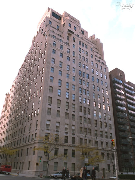 The most expensive NYC coop sale was at 740 Park Avenue