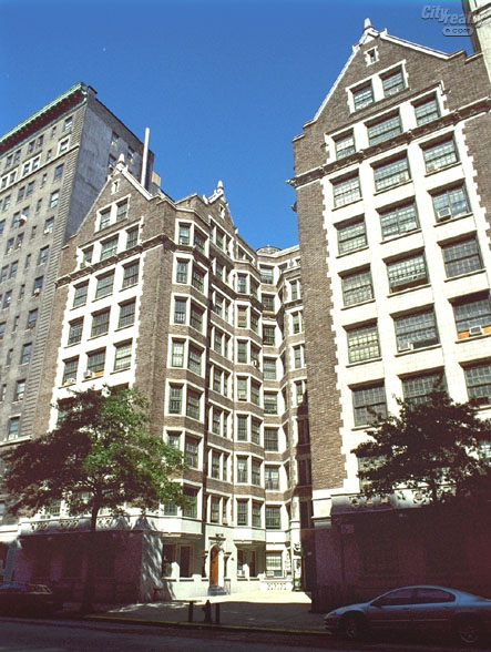 The Britannia - 527 West 110th Street