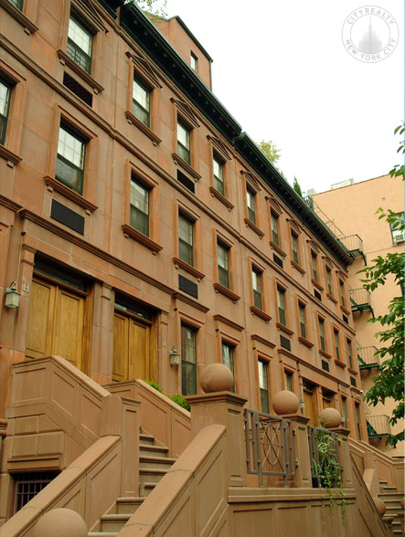 Brownstone Lane II - 313 West 119th Street