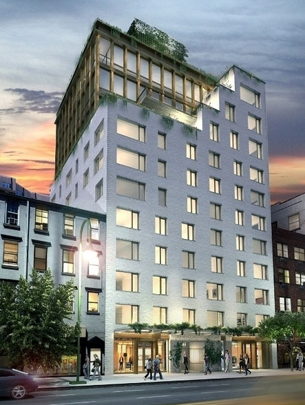 345 meatpacking 345 west 14th street condo apartments for Chelsea nyc apartments for sale