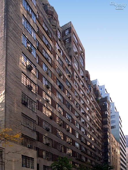 The Beaux Arts - 307 East 44th Street