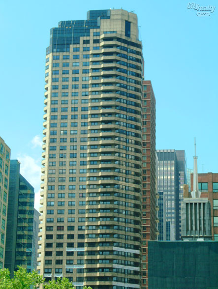 Dag Hammarskjold Tower - 240 East 47th Street