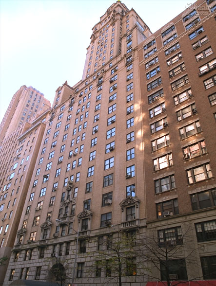 The Oliver Cromwell - 12 West 72nd Street