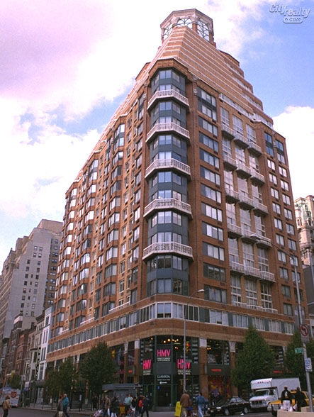 The Alexandria - 201 West 72nd Street