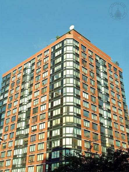 Princeton House - 215 West 95th Street
