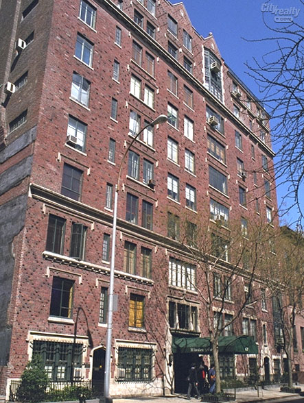 Windsor Arms - 61 West 9th Street
