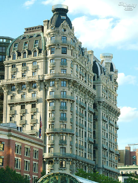 The Ansonia - 2109 Broadway