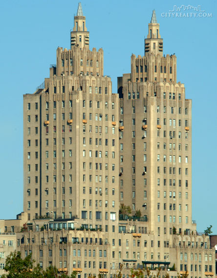The Eldorado - 300 Central Park West
