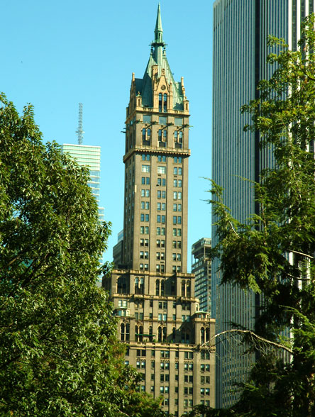 Sherry Netherland Hotel - 781 Fifth Avenue