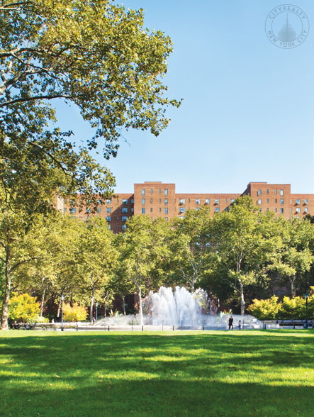 Peter cooper village stuyvesant town building review for Cooper village