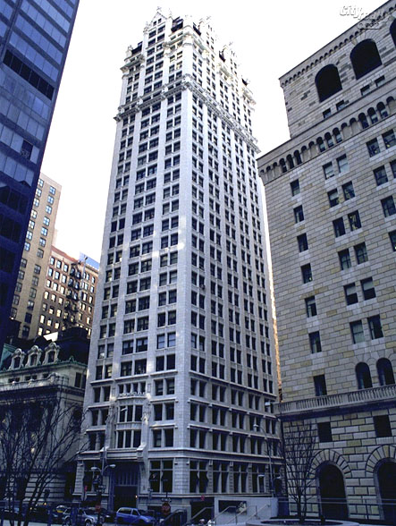 Liberty Tower - 55 Liberty Street