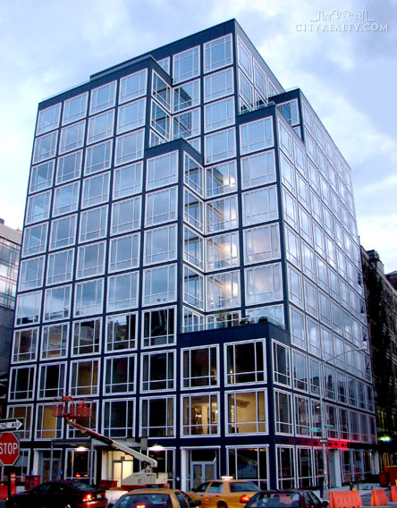 Urban Glass House - 330 Spring Street