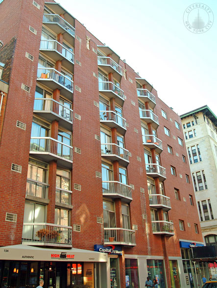184 thompson street condo apartments cityrealty for Nyc greenwich village apartments