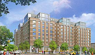 Harlem residential development for Langston builders