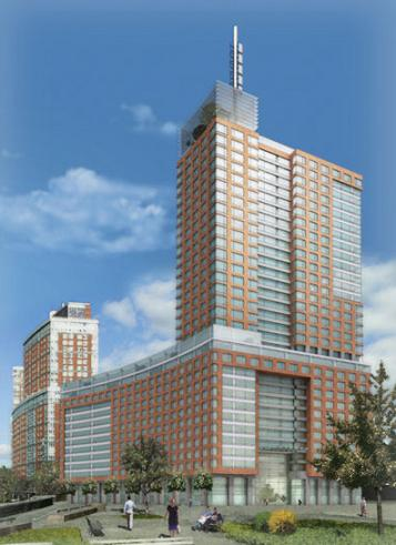 Sheldrake and lehman involved wtih legal wrangling for 1 river terrace battery park city